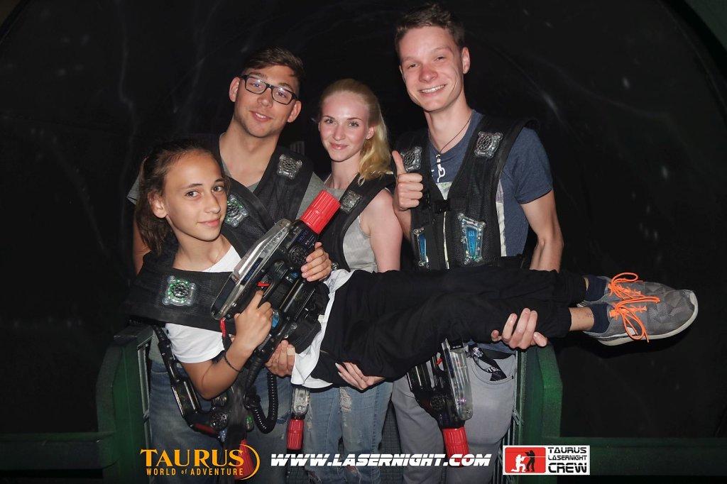 Lasernight Freitag 13.05.2016
